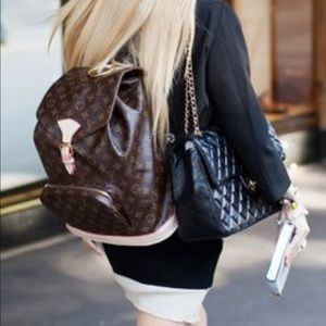 Louis Vuitton backpack GM